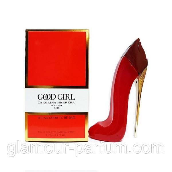 купить женская парфюмированная вода Carolina Herrera Good Girl Red