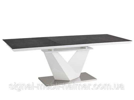 Раздвижной стол Alaras II 160x90(220) signal (аларас 2)
