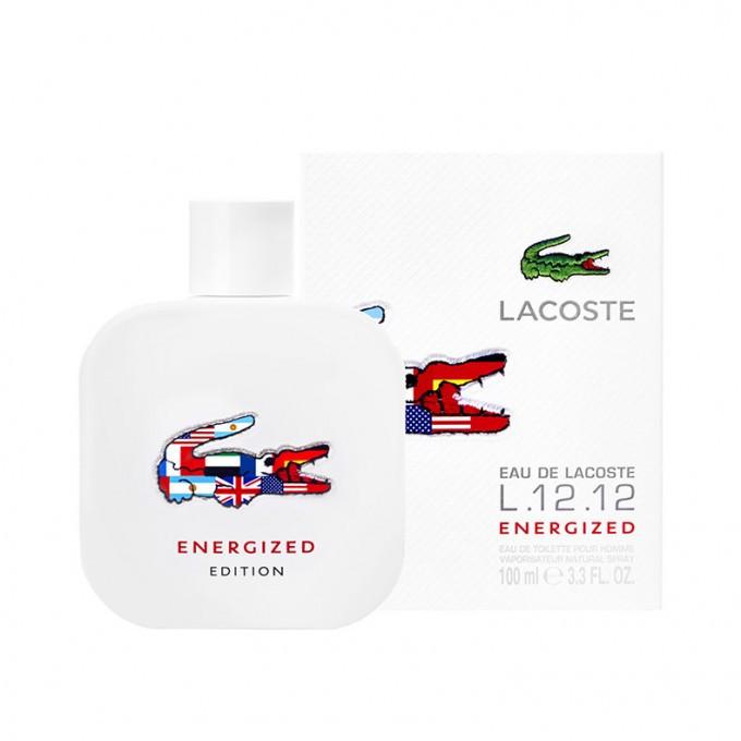 Мужской парфюм Lacoste Eau de Lacoste L.12.12 Energized ( Лакост еу де  Лакост Энерджайзер 760d61f3481c4