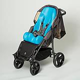 Special Tomato EIO Special Stroller Graphite - Специальная Прогулочная Коляска для Реабилитации Детей с ДЦП, фото 8