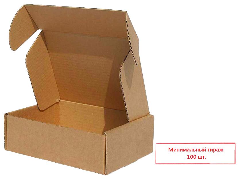 Коробка Самосборная 300*252*72 мм, фото 1