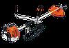 Мотокоса бензиновая ТехАС ТА-03-145 (2400 Вт. 43 см. Котушка з леской, 1 нож)