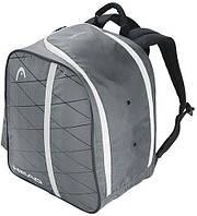 Удобный рюкзак для обуви на 34 л  HEAD Boot backpack 2017 726424335091, серый