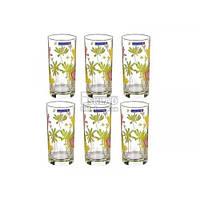 Набор стаканов Luminarc Crazy Flower 270 мл 6 шт  G4604