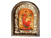 """Икона """"Всецарица Пресвятая Богородица"""" 18х23"""
