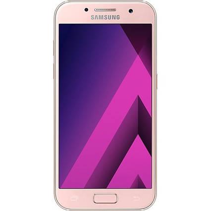 Смартфон Samsung Galaxy A3 2017 Martian Pink (SM-A320FZID), фото 2