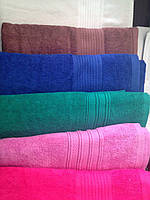 Махровое полотенце 70*130, плот. 480гр/м2, фото 1
