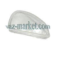 Стекло фары ВАЗ 2170 правое (пластик)
