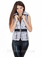 Женский меховой жилет Д 0022 014, фото 1