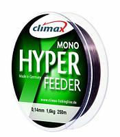 Леска Climax Hyper Feeder 0.22mm 4.1kg  250m коричневая .