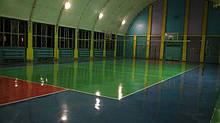 Наливна підлога (декор)