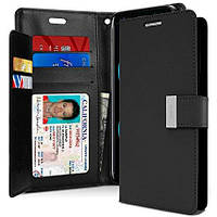 Чехол-книжка Goospery Rich Diary Wallet Case Meizu U20 Black, фото 1