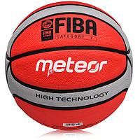 Мяч баскетбольный METEOR FIBA размер 7 (original)