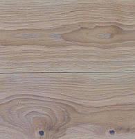 Паркетная доска Дуб 1-полосный White Plan (American wood oil,браш)