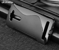 Силиконовый чехол для Asus Zenfone Go zb452kg