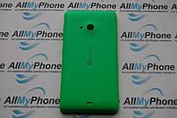 Задняя панель корпуса для мобильного телефона Microsoft (Nokia) 535 Lumia Dual SIM Зеленая