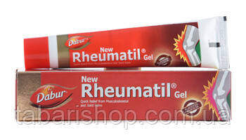 Ревматил гель, Rheumatil gel Dabur, 30 г