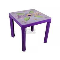 Столик детский раскладной декор 60979 Вг
