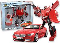 Робот-трансформер - BMW Z4 (1:18) 50180R
