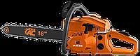 Пила цепная бензиновая ТехАС ТА-03-045 (2400 Вт, 45 см. 1 шина 18, 1 цепь.)
