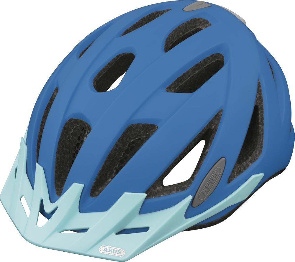 Велошлем ABUS URBAN-I v.2 Neon blue (L)