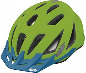 Велошолом ABUS URBAN-I v.2 Neon green (M)