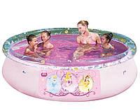 Надувной бассейн Intex 28104. Семейный Easy Set 183 х 51 см