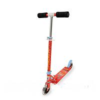 Самокат детский двухколесный Тачки - Smoby - Франция - не скользящие колеса