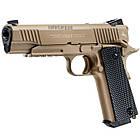 Пневматический пистолет Umarex Colt M45 CQBP FDE, фото 2