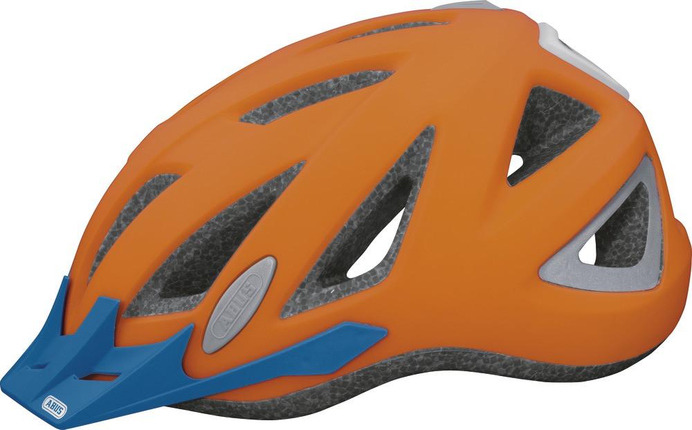 Велошлем ABUS URBAN-I v.2 Neon orange (М)