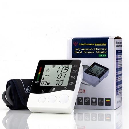 Автоматический электронный тонометр Automatic Arm Type Intelligent Electronic Sphygmomanometer - 99cent.com.ua в Одессе