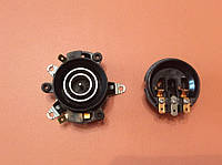Контактная группа №1 / SL-168 (верх-низ) / 10А / 220V / Т125 (с одной термопластиной) для электрочайников, фото 1