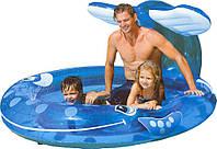 Надувной бассейн Intex 57435 Веселый кит 208х163х99