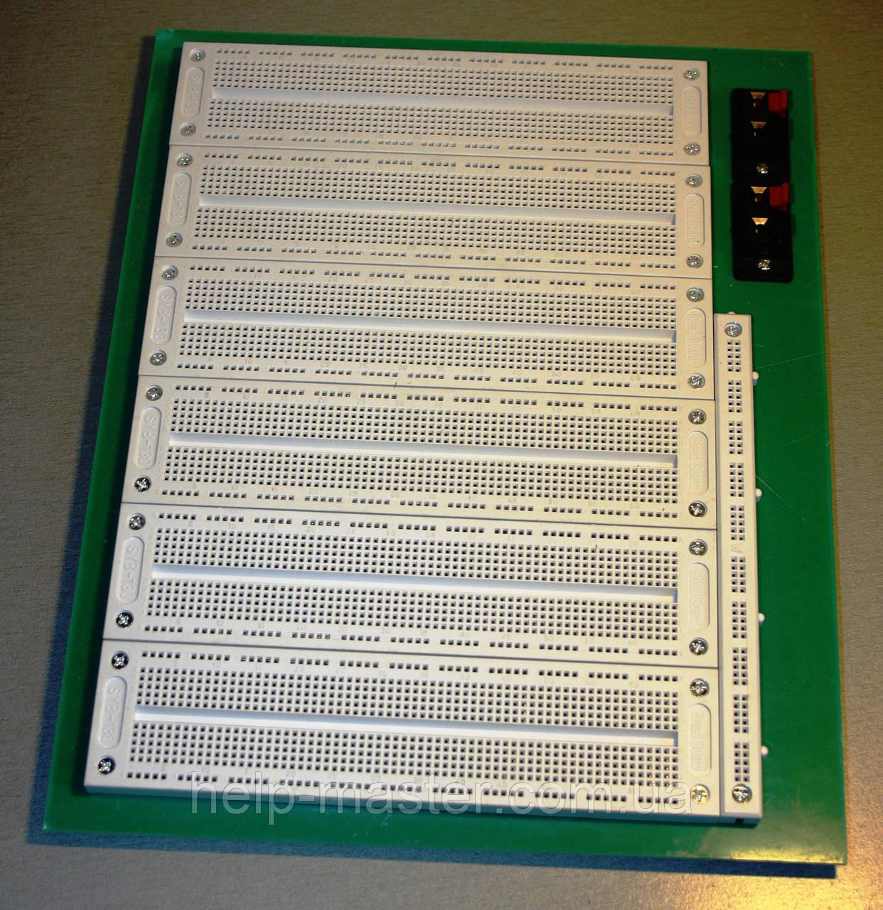 Макетная плата SYB-800 точек для Arduino