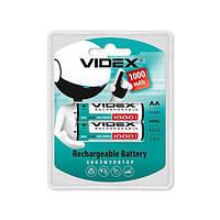 Аккумуляторы Videx - Rechargeable Battery АА HR6 Ni-MH 1000mAh 1.2V 2/20/200шт