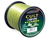 Леска CLIMAX CULT Carp Extreme Line 0,40mm 11.5kg mattolive 700m