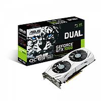 Видеокарта ASUS GeForce  GTX 1060 DUAL OC 6GB GDDR5