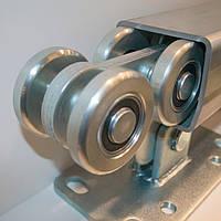 Комплект фурнитуры для откатных ворот весом до 400 кг