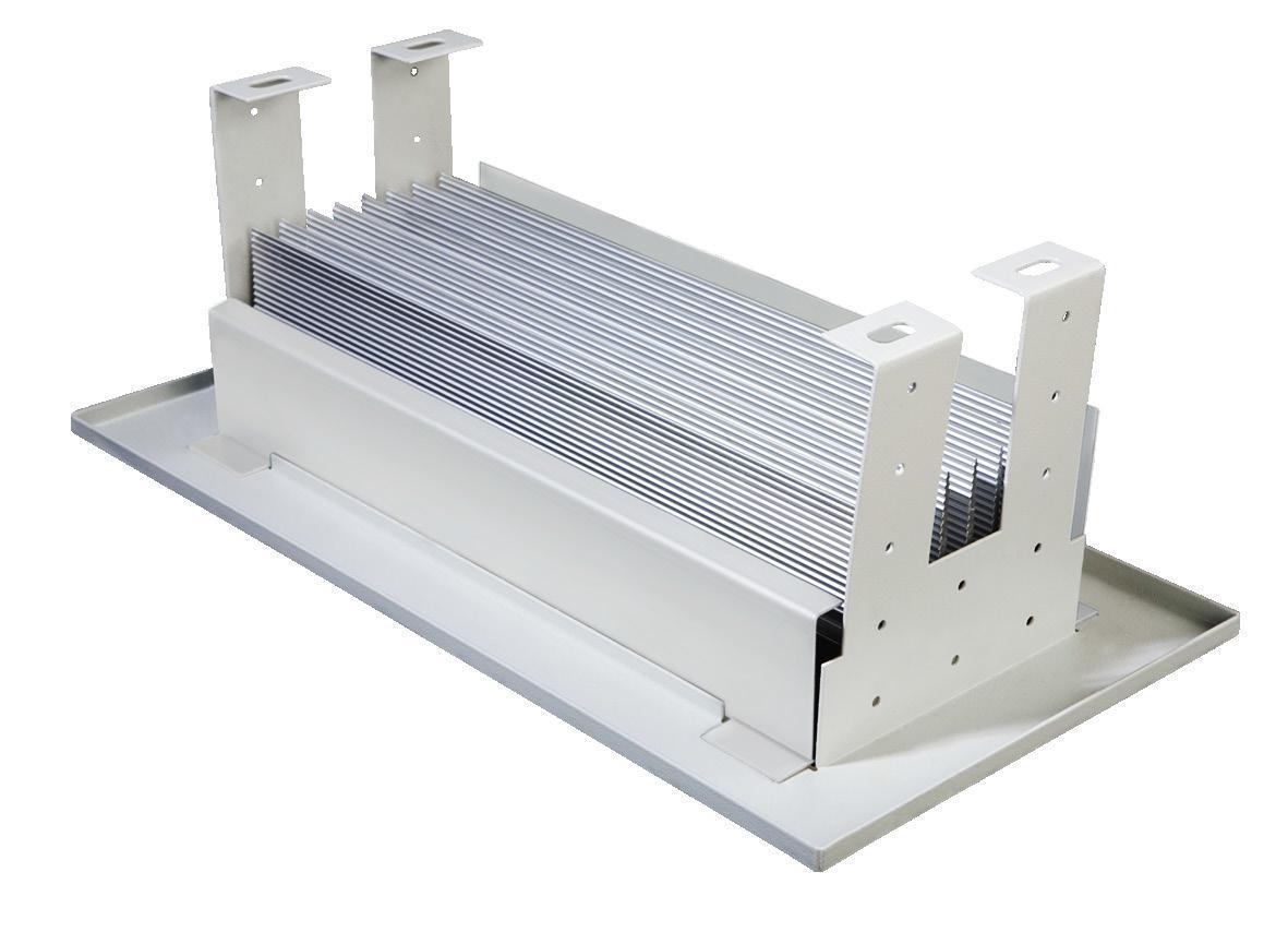 Светодиодный светильник для АЗС LedLife Tetris 100W 10000Lm 5500К