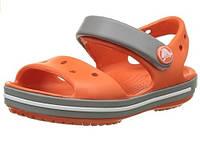 Босоножки Crocs Crocband размер С10 (27-28)