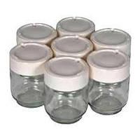 Набор баночек для йогуртниц MOULINEX (7шт), A14A03