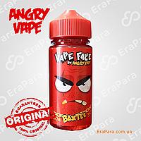 """VAPE FACE by Angry Vape """"BAXTER"""" 100 ml(0)"""