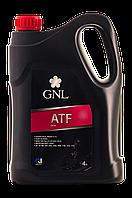 Трансмиссионное масло GNL ATF DX III  4л.( Украина)