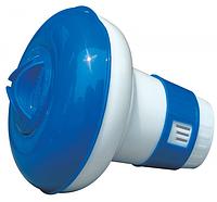 Поплавок - дозатор для химии Intex 29040 в бассейн