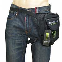 Набедренная сумка для мотоциклиста Monster Energy