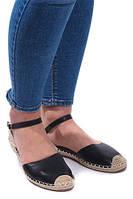 Летние босоножки на шнурках,с закрытым носком размеры 36-41