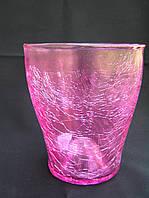 Кашпо стеклянное для орхидеи