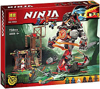 Конструктор Ninja Железные удары судьбы 10583