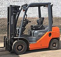 Навантажувач дизельний бу Toyota 02-8FDF 25, фото 1