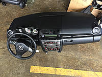 Торпедо (панель), airbag Mazda 3